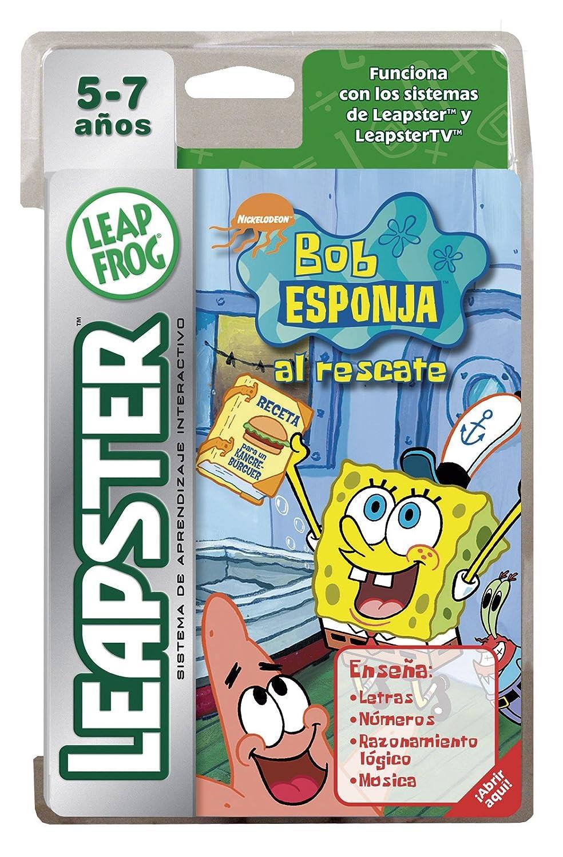 LeapFrog Cefa 08815 - Bob Esponja: Al Rescate: Amazon.es: Juguetes ...