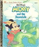 Walt Disney's Mickey and the Beanstalk (A Little Golden Book)