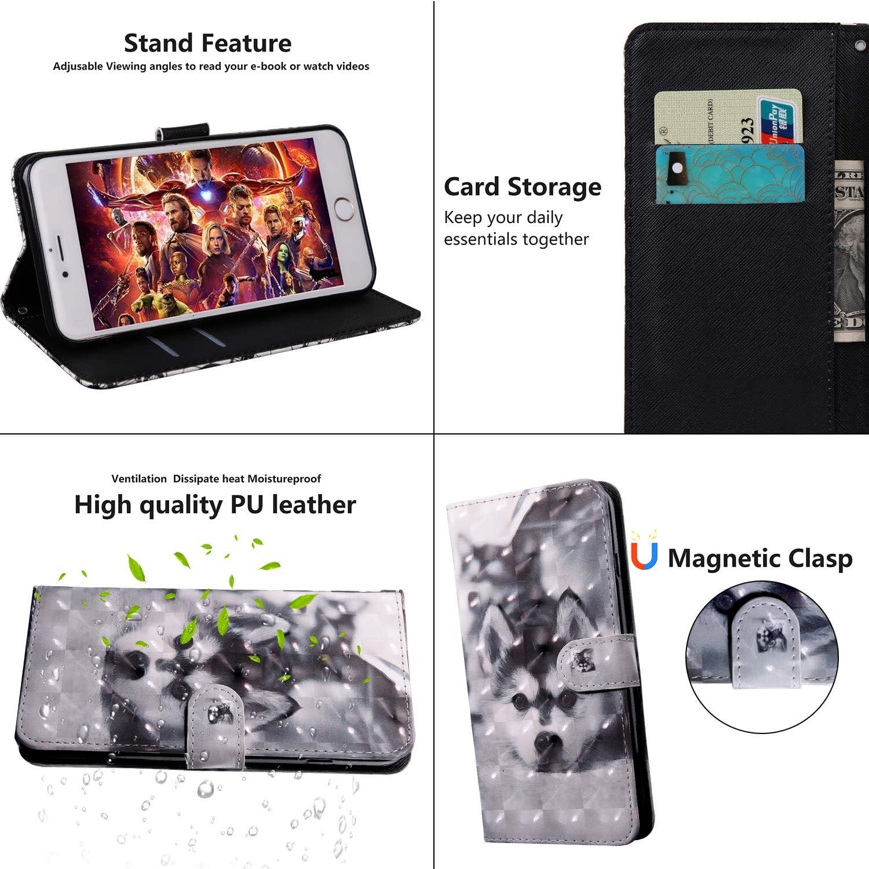 Husky MRSTER Funda para Samsung Galaxy A71 Bx 3D 3D Brillos Carcasa Libro Flip Case Antigolpes Cartera PU Cuero Funda con Soporte para Samsung Galaxy A71
