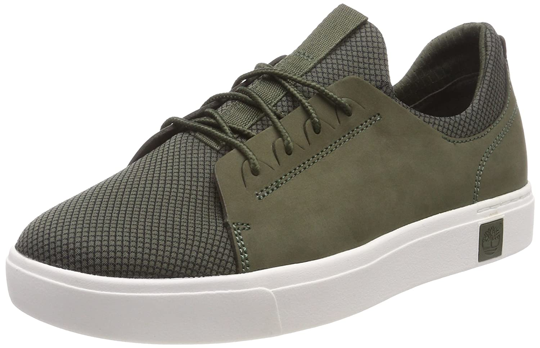 TALLA 40 EU. Timberland Amherst Sensorflex, Zapatos de Cordones Oxford para Hombre