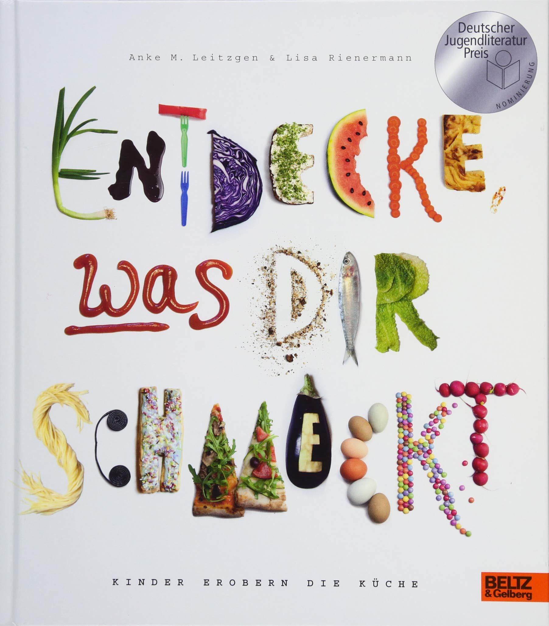 Entdecke, was dir schmeckt: Kinder erobern die Küche: Amazon.de ...