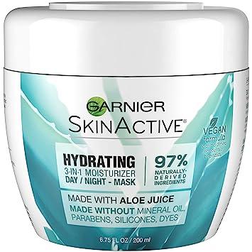 garnier face cream for dry skin