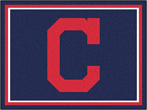 Cheap FANMATS 17418 MLB Cleveland Indians Rug living room rug for sale