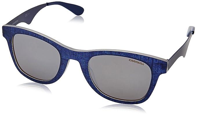 122a5aaee873c3 Carrera Lunettes de soleil 6000 TX U4 (51 mm) Blue, 51  Amazon.fr ...
