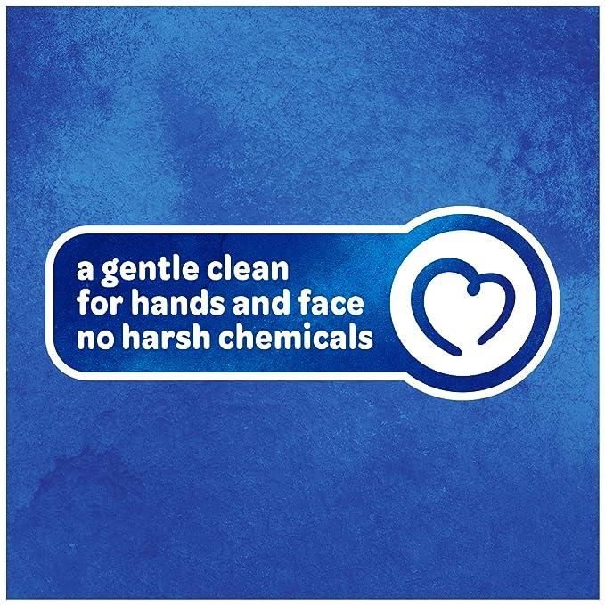 Kleenex - Toallitas húmedas para manos y cara, 192 Paños, 1: Amazon.es: Salud y cuidado personal