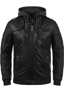 Kleidung & Accessoires Jacken & Mäntel Besorgt Herren Echtleder Marken Jacke Gr.m