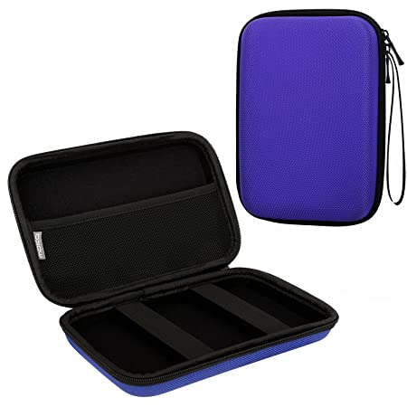 MoKo GPS Navi Tasche Hülle, Universal 5 Zoll Hartschalenetui Case für 5