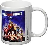 "Pyramid International ""The Big Bang Theory (Laptop)"" Official Boxed Ceramic Coffee/Tea Mug, Multi-Colour, 11 oz/315 ml"