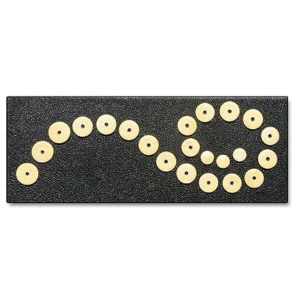 22 Zapatillas para Flauta Traversa en Doble Piel Soundman® Juego Universal Zapatilla 22 pcs: Amazon.es: Instrumentos musicales