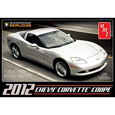 AMT 2012 Corvette Coupe: Toys & Games