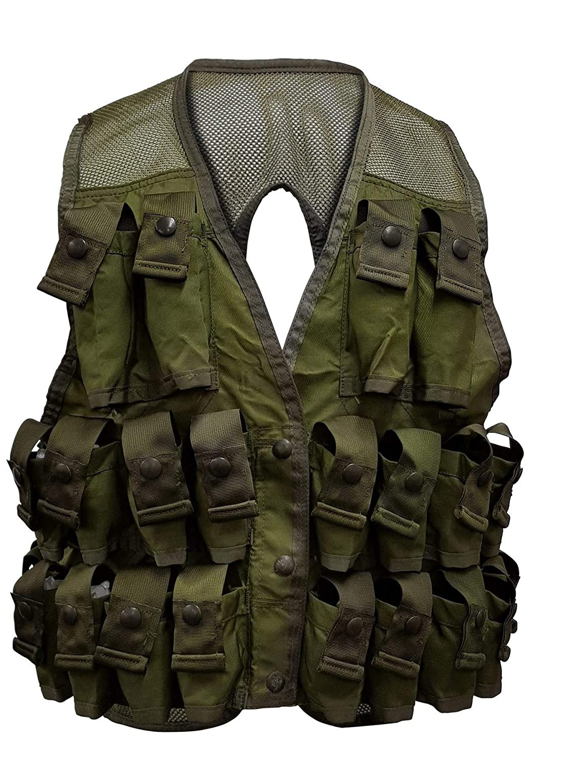 PARKA DUBON MILITAIRE AIRSOFT OUTDOOR PAINTBALL ARMEE
