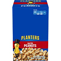 Deals on 15-Pack Planters Salted Peanuts 2.5oz