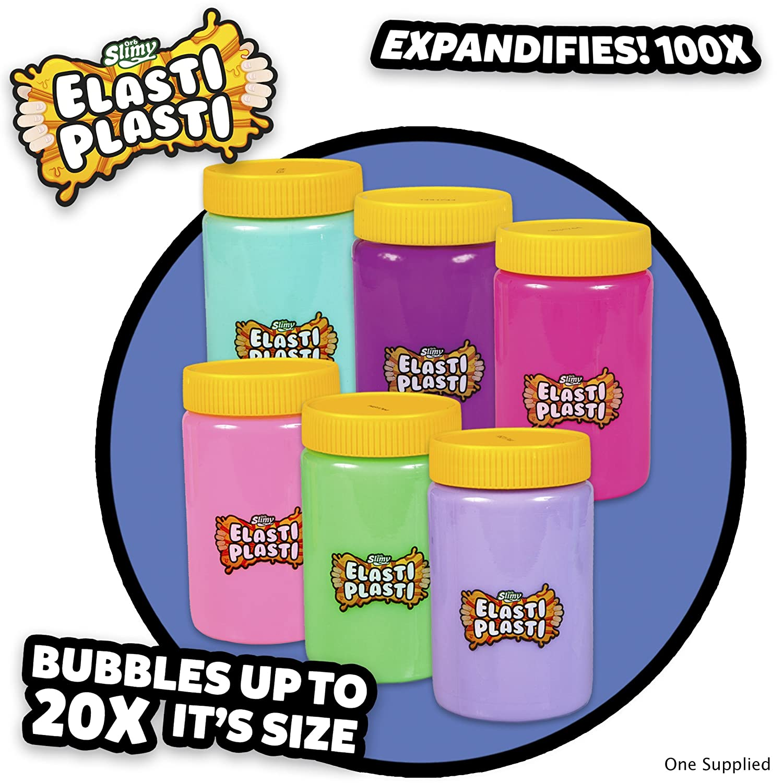 Purple 5.04 x 3.27 x 7.87 5.04 x 3.27 x 7.87 79604.0 The Orb Factory Orbslimy Elasti Plasti Pertwinkle Slime Compound