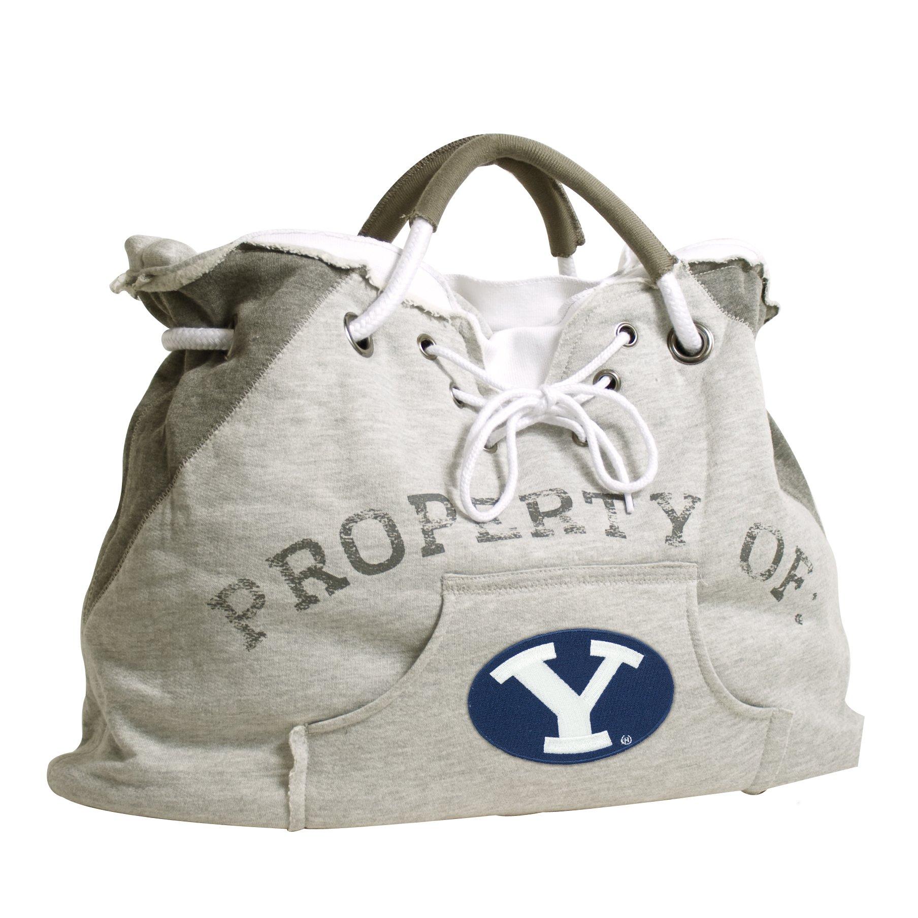 Littlearth NCAA BYU Cougars Hoodie Tote Bag