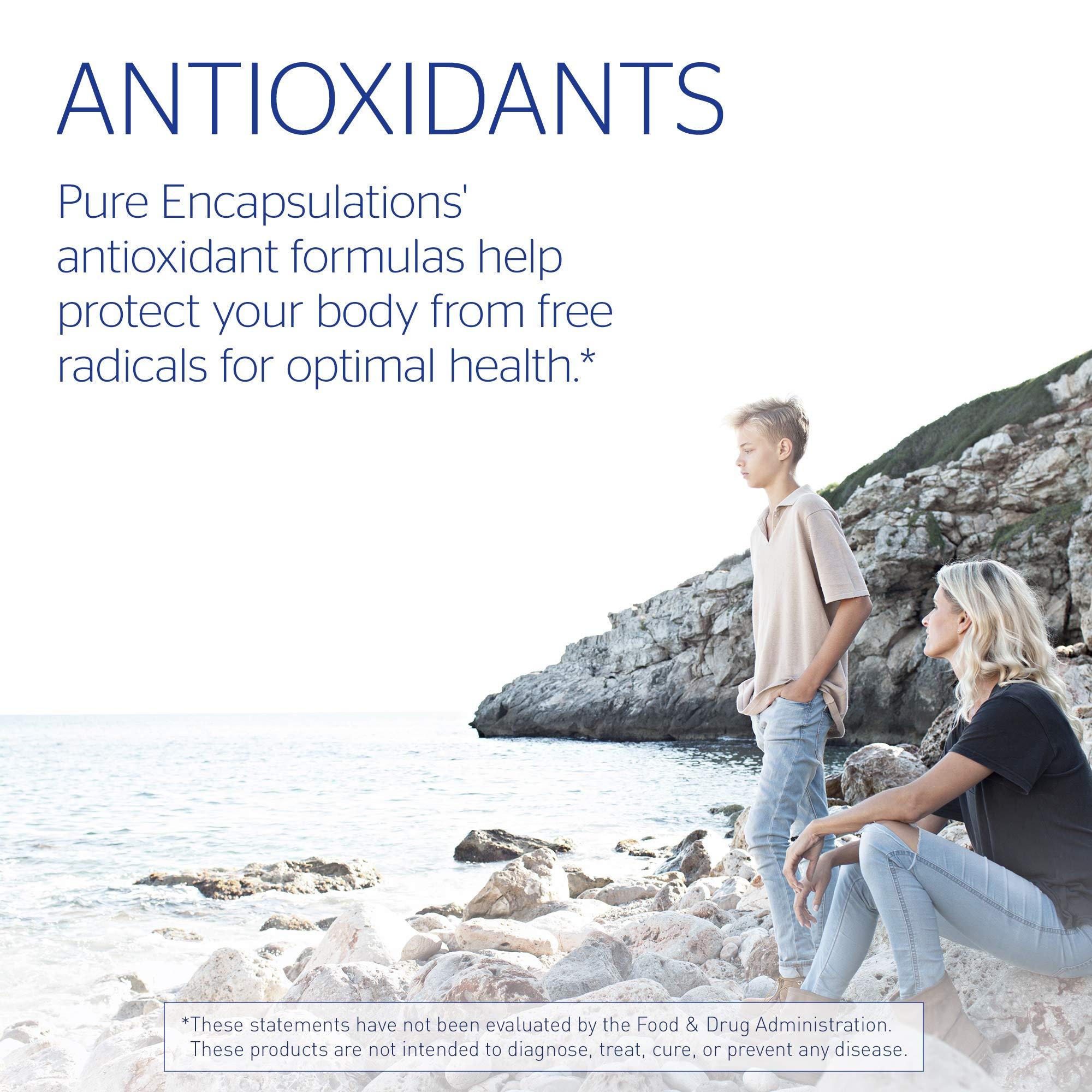 Pure Encapsulations - Ester-C & Flavonoids - Hypoallergenic Vitamin C Supplement Enhanced with Bioflavonoids - 180 Capsules by Pure Encapsulations (Image #7)