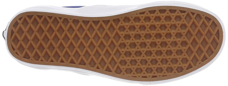 Vans Unisex-Erwachsene Classic Blau Slip-on Sneaker Mehrfarbig (Vans Blau Classic Yacht Club) db6c07