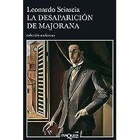 La desaparicion de Mejorana (Coleccion Andanzas) (Spanish Edition)