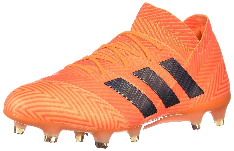 AdidasDA9588 - atlético Hombre Zest, schwarz, Solar rot