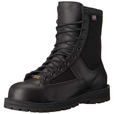"Danner Men's Acadia 8"" Non-Metallic Safety Toe Boot | Industrial & Construction Boots"