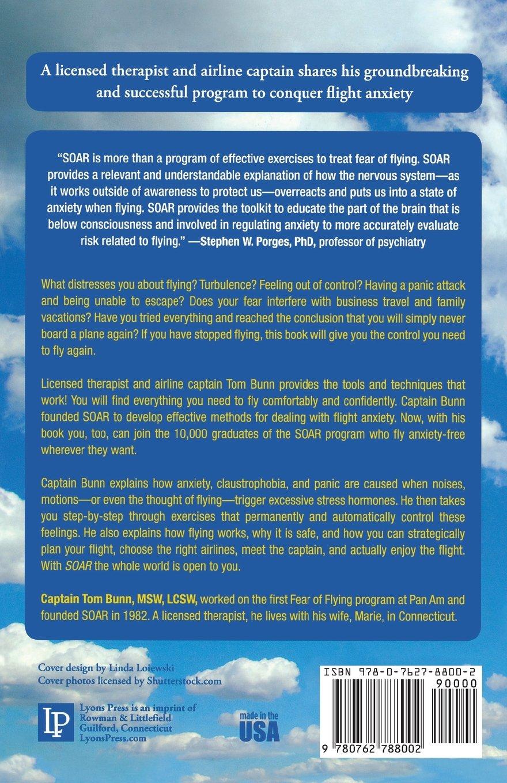 Soar: The Breakthrough Treatment For Fear Of Flying: Tom Bunn:  0660813788009: Amazon: Books