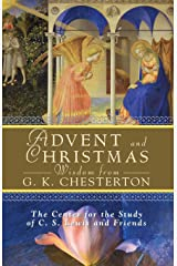 Advent and Christmas Wisdom From G. K. Chesterton Paperback
