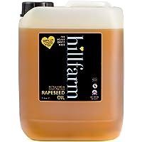 Hillfarm Oils Rapeseed Oil, Extra Virgin Cold Pressed - 5L