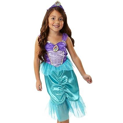 Amazon.com: Disney Princess Ariel Dress: Toys & Games