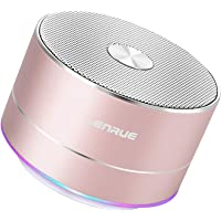 A2 LENRUE Portable Wireless Bluetooth Speaker with Built-in-Mic,Handsfree Call,AUX Line,TF…