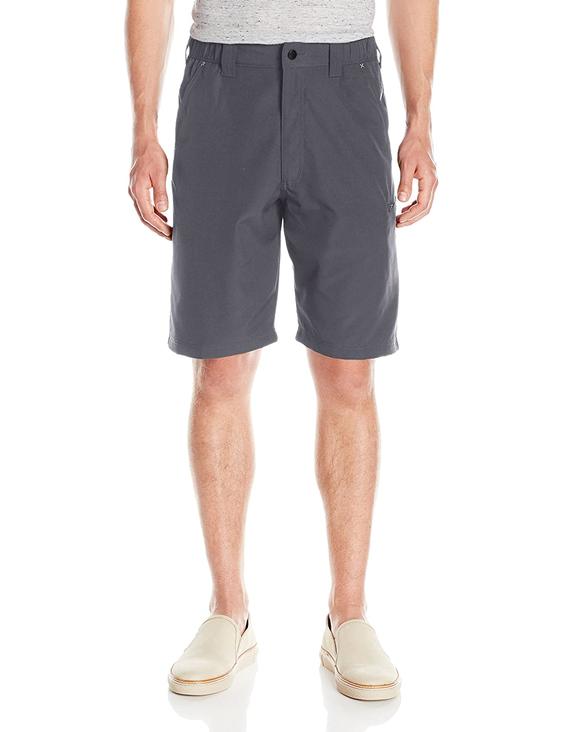 Wrangler Mens Authentics Performance Side Elastic Utility Short ZM926