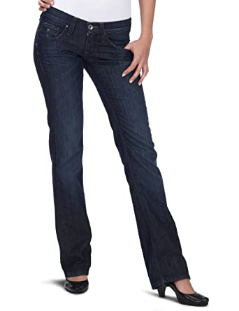 e8fe0993122 Fornarina Beauty Stretch Women's Jeans Blue 31/34: Amazon.co.uk ...