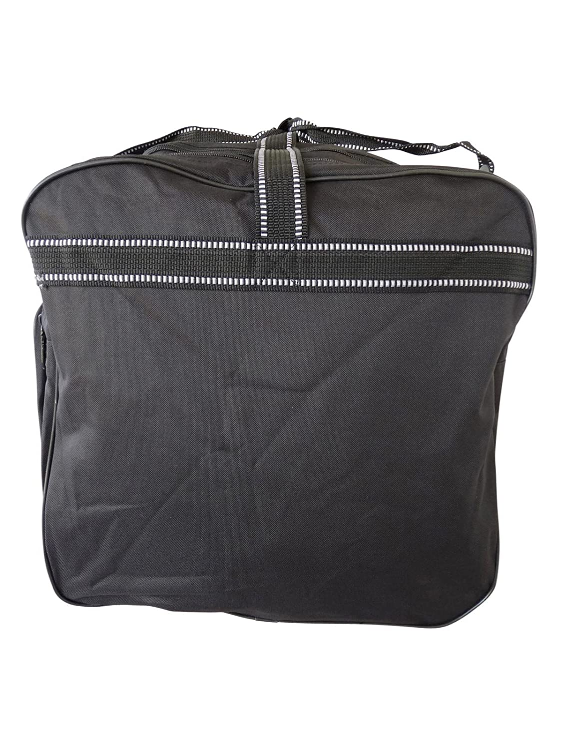 Extra Large XL Big Holdall - Suitcase Size Travel Bag - 110 Litre Very  Large Black Luggage Holdalls - Huge Space - Cargo Bags For Storage 8524cbddd84ea