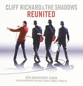 reunited 50th anniversary by cliff richard amazon co uk music
