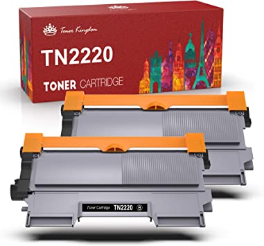 Tonerkingdom Tn2220 Toner Kompatibel Für Brother Tn2220 Tn2010 Für Brother Mfc 7360n Hl 2130 Hl 2240
