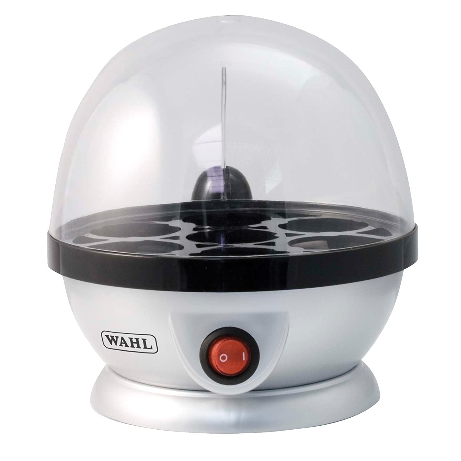 Wahl ZX642 Non Stick Electric Egg Boiler, Hard Soft Boiled Cooker Maker 7 Eggs