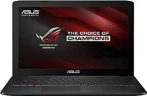 Asus GL552VW-CN158T - Portátil de 15.6