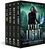 Dying for Living Boxset Vol. 2: Books 4-7 of Dying for a Living series (Binge Bundle)