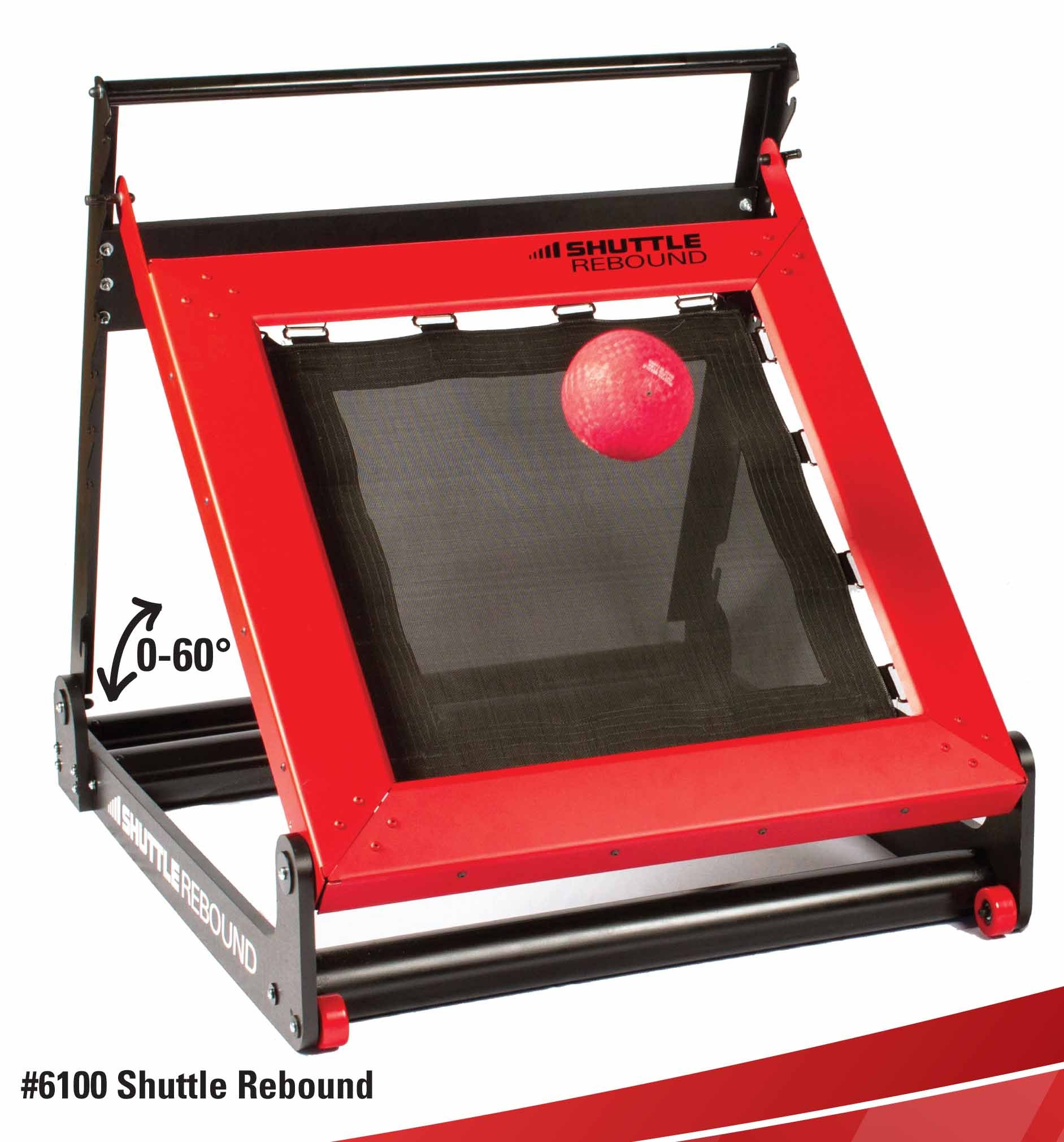 Shuttle Systems Rebound Rebounder for Physical Therapy and Sports Medicine