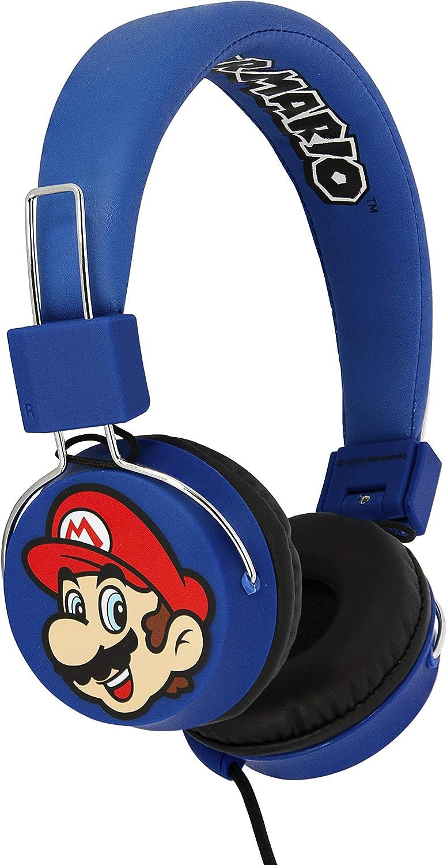Otl Technologies Tween Kinder Kopfhörer Super Mario Elektronik
