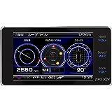 コムテック レーダー探知機 ZERO 302V 無料データ更新 移動式オービス/小型オービス/ゾーン30対応 OBD2接続 GPS メーター機能