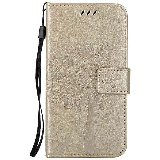 2 opinioni per Guran® Custodia in Pelle per Xiaomi Mi5 Smartphone avere Carta Slot Supporto