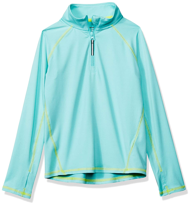 Essentials Half-Zip Active Jacket Bambina