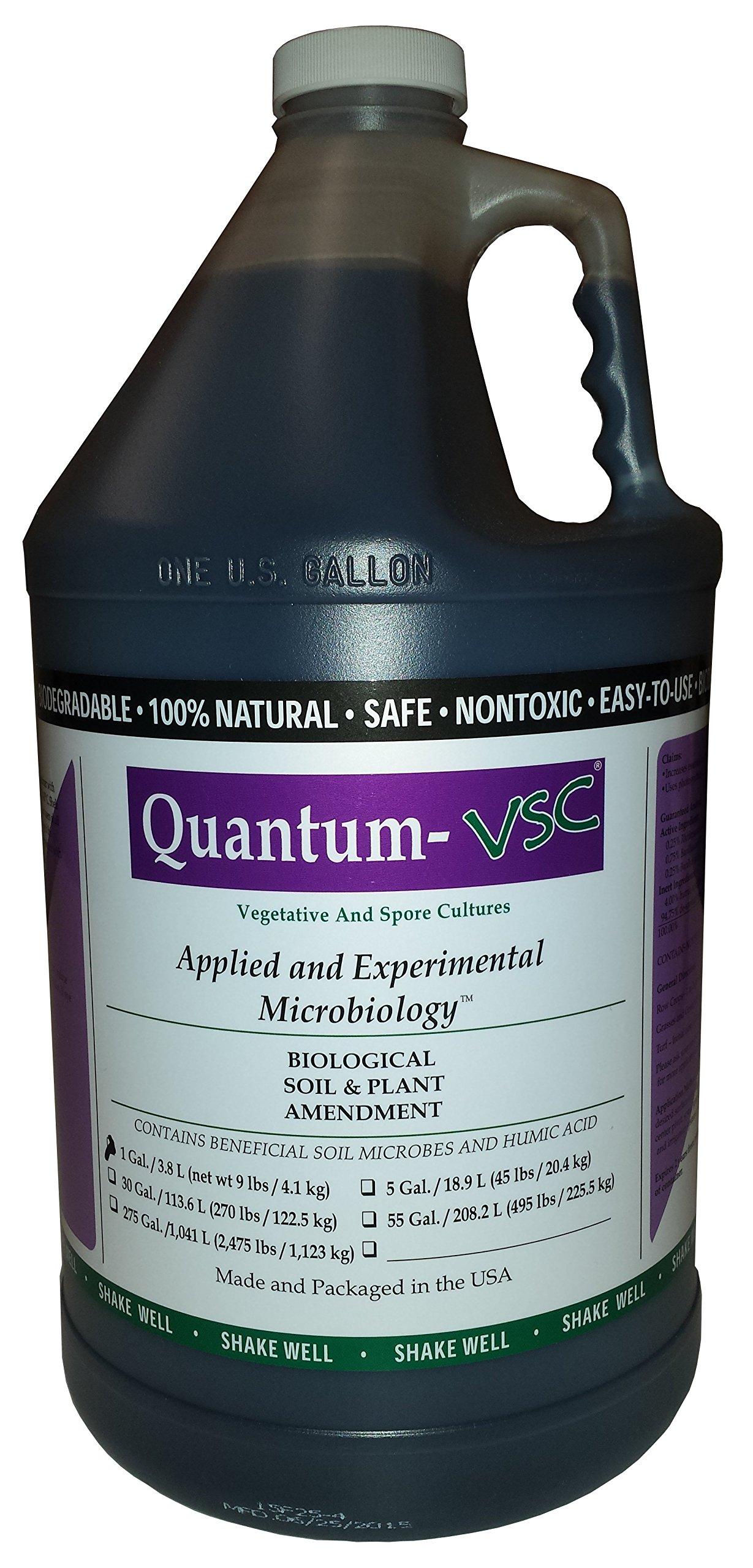 Quantum Growth Quantum Organic VSC OMRI & CCOF (1 Gallon ORGANIC)