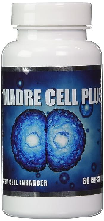 Madre Cell Plus 50% Más De Aphanizomenon Flos-aquae Mes De Tratamiento Tres (