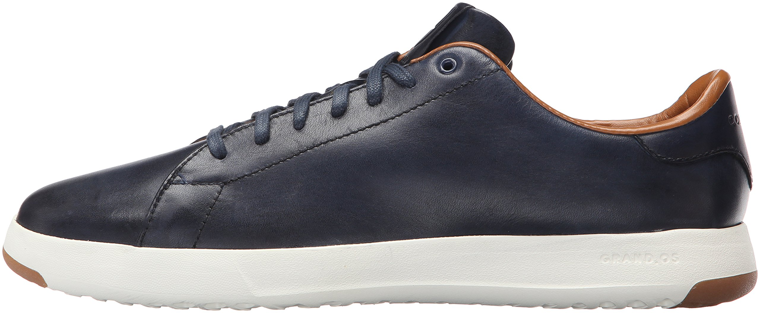 Cole Haan Men's Grandpro Tennis Fashion Sneaker, Blazer Blue Hand Stain, 7 M US by Cole Haan (Image #5)