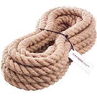 Seilwerk STANKE Cuerda de Yute 10 m