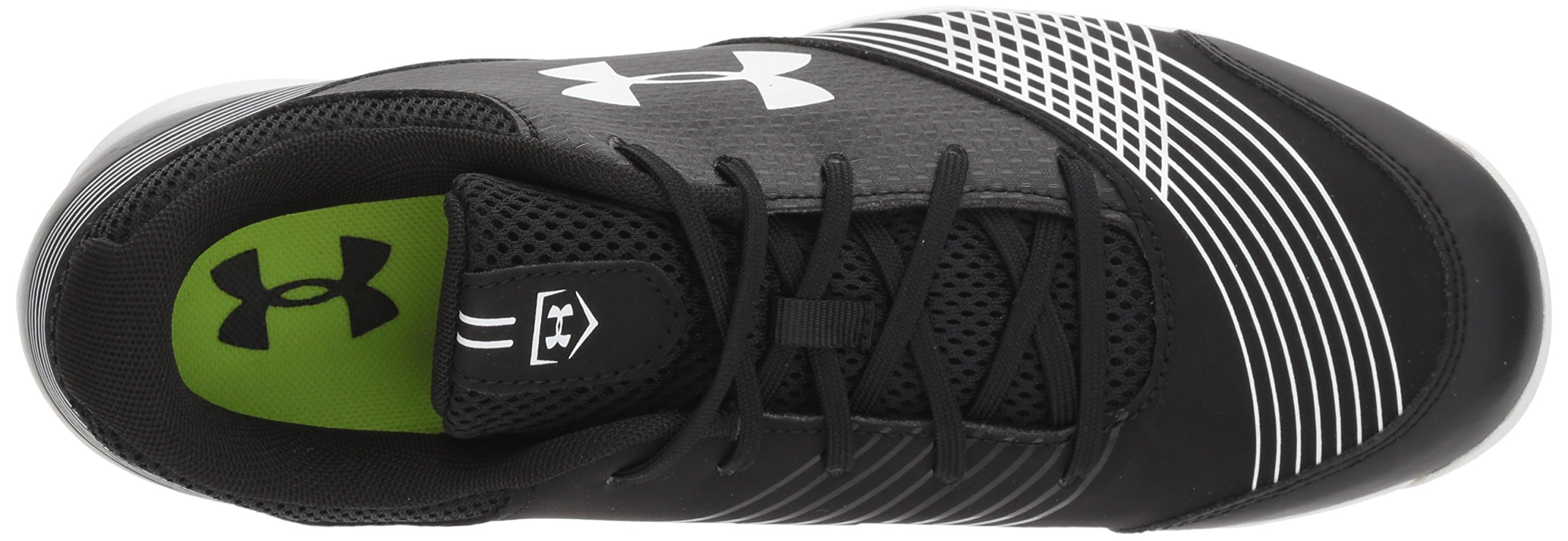 Under Armour Women's Glyde RM Softball Shoe 011/Black, 7 by Under Armour (Image #8)