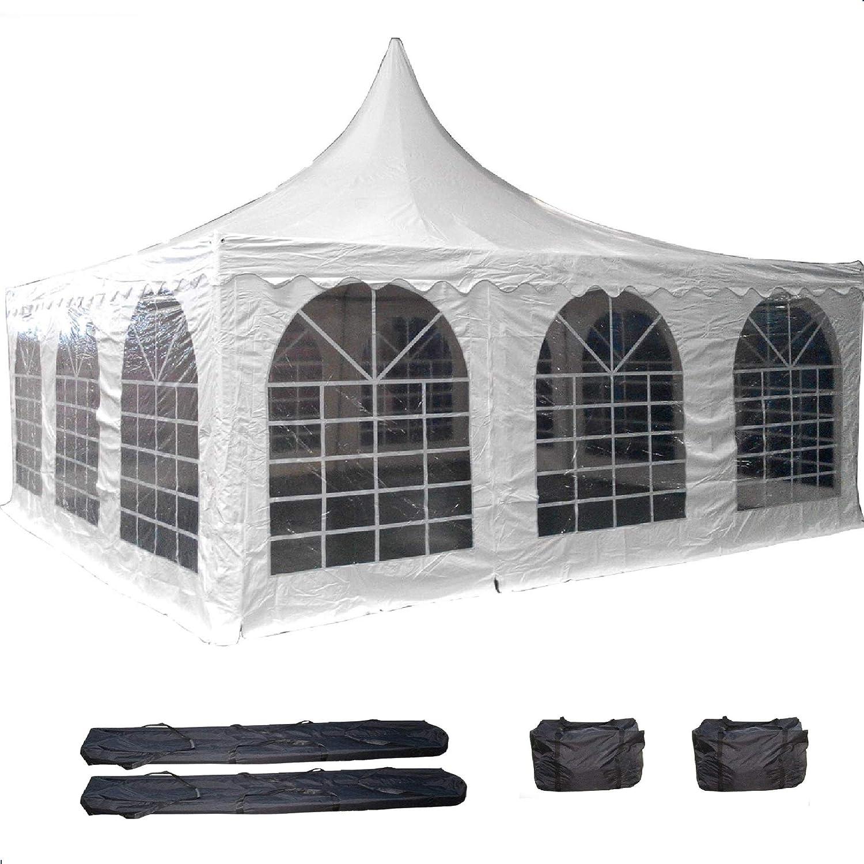 Amazon DELTA Canopies 20x20 PVC Pagoda Tent