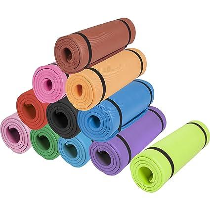 Gorilla Sports Yogamatte In Verschiedenen Farben - Colchoneta de Yoga