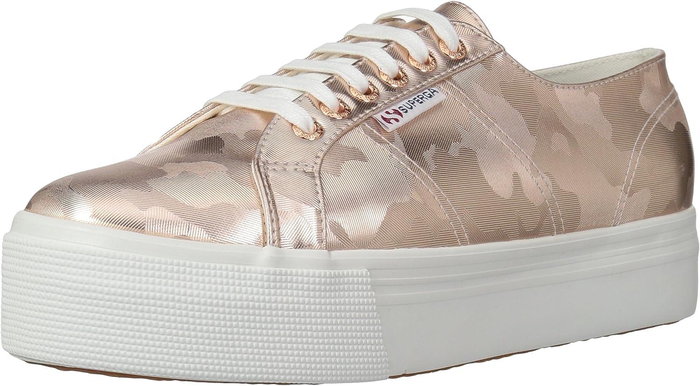 Superga Women's 2790 Armychromw Sneaker