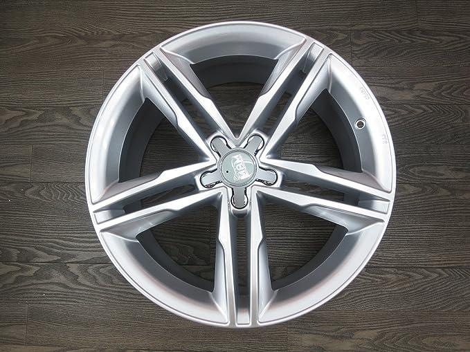 Llantas de aluminio, 8J x 18 pulgadas, para Audi A3, S3, RS3, 8P, 8V, A4, S4, 8E, 8K, A6, 4F, 4G, A8, 4E, D2, Q3 y TT: Amazon.es: Coche y moto